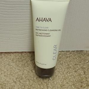 NWT Ahava Refreshing Facial Cleansing Gel